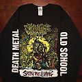 "Jungle Rot ""Skin The Living"" LS"