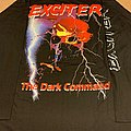"Exciter ""The Dark Chapter"" LS TShirt or Longsleeve"
