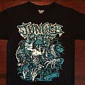 "Jungle Rot ""Storming Central America"" Tour-T-Shirt"