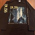 """Alas - TShirt or Longsleeve - Alas """"Absolute Purity"""" LS"""