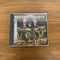 """Grave Digger - Tape / Vinyl / CD / Recording etc - Grave Digger """"Knights Of The Cross"""" Autographed CD"""