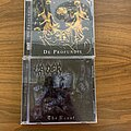 """Vader - Other Collectable - Vader """"The Beast"""" and """"De Profundis"""" Autographed CDs"""