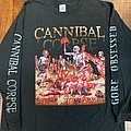 "Cannibal Corpse ""Gore Obsessed/Spring Neck Break Tour 2002"" LS TShirt or Longsleeve"