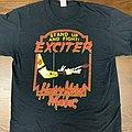 "Exciter - TShirt or Longsleeve - Exciter ""Heavy Metal Maniac"" T-Shirt"