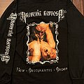 """Anorexia Nervosa - TShirt or Longsleeve - Anorexia Nervosa """"Saturn Eating His Young"""" LS"""