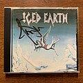 Iced Earth - Tape / Vinyl / CD / Recording etc - Iced Earth S/T CD Signed By John Schaffer