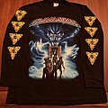 """Gamma Ray - TShirt or Longsleeve - Gamma Ray """"Skeletons In The Closet"""" Tour 2002 LS"""