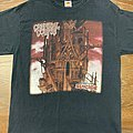 "Cannibal Corpse ""Gallery Of Suicide US Tour"" T-Shirt (Censored Edition)"
