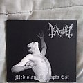 Mayhem - Mediolanum Capta Est Tape / Vinyl / CD / Recording etc