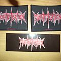 Mortification Patches & Sticker