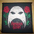 Crimson Glory Patch