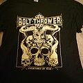 Bolt Thrower - Overtures of War T-shirt 01