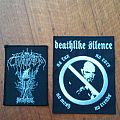 Deathlike Silence, Wolves In The Throne Room Patches