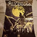 Ulver - Nattens Madrigal Album Release Poster Other Collectable