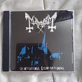 Mayhem - De Mysteriis Dom Sathanas Tape / Vinyl / CD / Recording etc