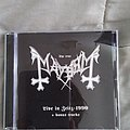 Mayhem - Live In Zeitz Tape / Vinyl / CD / Recording etc