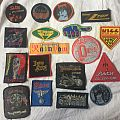 Rare original/vintage heavy metal & rock patches