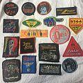Rare original/vintage heavy metal & rock patches