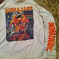 Biohazard - Escape From New yourk Tour 91' Longsleeve TShirt or Longsleeve