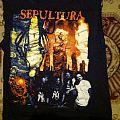 Sepultura - Tshirt 93' Chaos A.D. Era