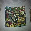 Agnostic Front - Cause For Alarm 96' shirt