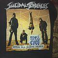 Suicidal Tendencies 93' European Tour TShirt or Longsleeve