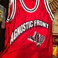 Agnostic Front - early 90's basketball tee TShirt or Longsleeve