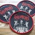 Exhumation - Patch - Exhumation - Triumph of Fire Patches