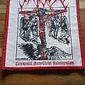 Impiety - Patch - Impiety - Ceremonial Necrochrist Redesecration Patch