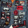 Mayhem - Battle Jacket - my black metal battle jacket