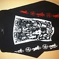 """Cradle of Filth """"Total Fucking Darkness/Fuck Your God"""" Longsleeve"""