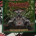 Possessed - Patch - Possessed - the eyes of horror woven patch