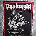 Onslaught - Patch - Onslaught - Power from hell