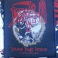 Death - Individual thought pattern woven patch