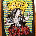 Dio - Patch - Dio original king tut back patch