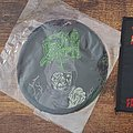 Death - Patch - Death Leprosy Green