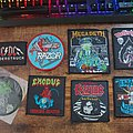 Judas Priest - Patch - vintage / boot legs / old patches