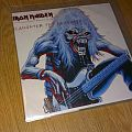 Iron Maiden Slaughter the Daughter Promo Live Lp Tape / Vinyl / CD / Recording etc