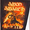 Amon Amarth - Surtur Rising Backpatch