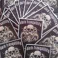 Dark Tranquillity FICTION borders in Grey,White and Black