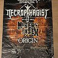 Carving Europe's Epitaph Vol II 2007 poster - Necrophagist, Misery Index,...