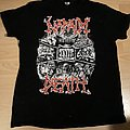 Napalm Death - 'Change Your Life / Society Issues' TS