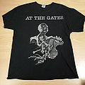 At The Gates - At War With Reality 2014-2015 Tour TS
