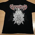 Gorguts - Colored Sands (and hands) TS