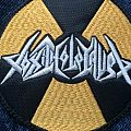 Toxic Holocaust - Patch - Toxic Holocaust  Nuclear circle emblem patch for trade.