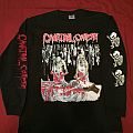 Cannibal Corpse Butchered at Birth LS TShirt or Longsleeve