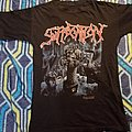 SALE! Suffocation 1992 Breeding the Spawn Shirt