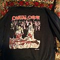 Cannibal Corpse Butchered At Birth Sweater TShirt or Longsleeve