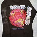 SOLD Massacre- 1992 From Beyond Tour Longsleeve=