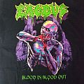 Exodus- Blood in Blood out TShirt or Longsleeve